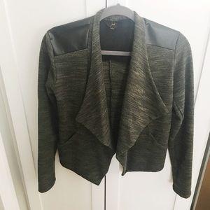 B.B. Dakota olive jacket